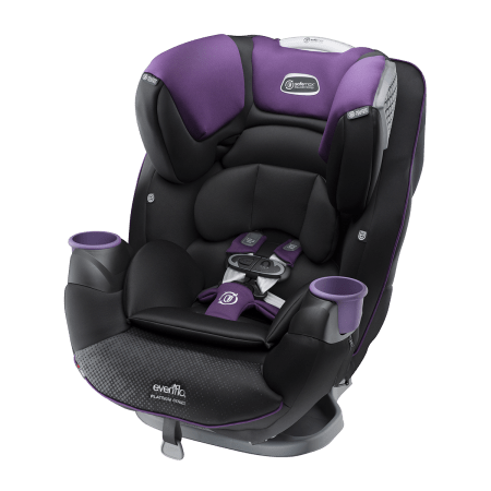 Convertible Car Seat Review: Evenflo SafeMax All-in-One