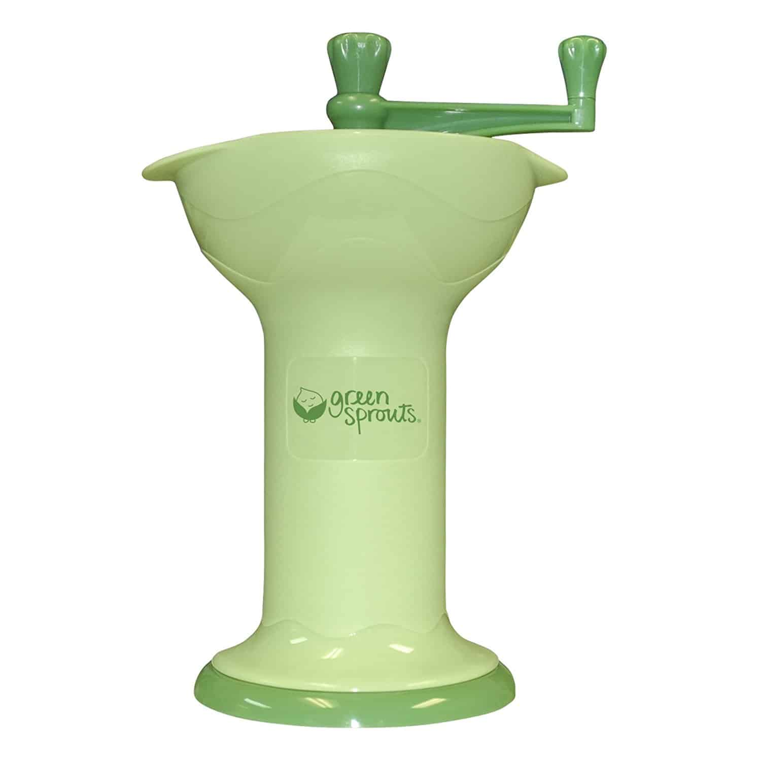 Food Processor review: green sprouts Baby Food Mill