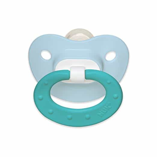 NUK Juicy Puller silicone pacifier