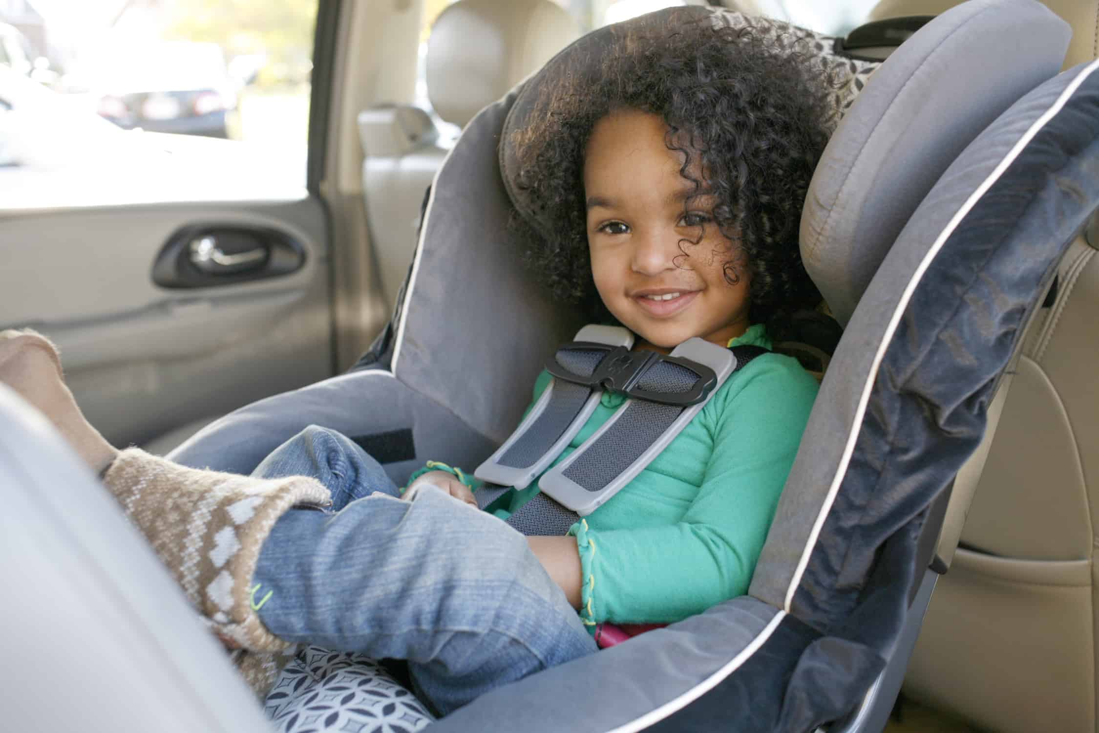 Rear-facing to age 2? Major car seat maker changes recommendation