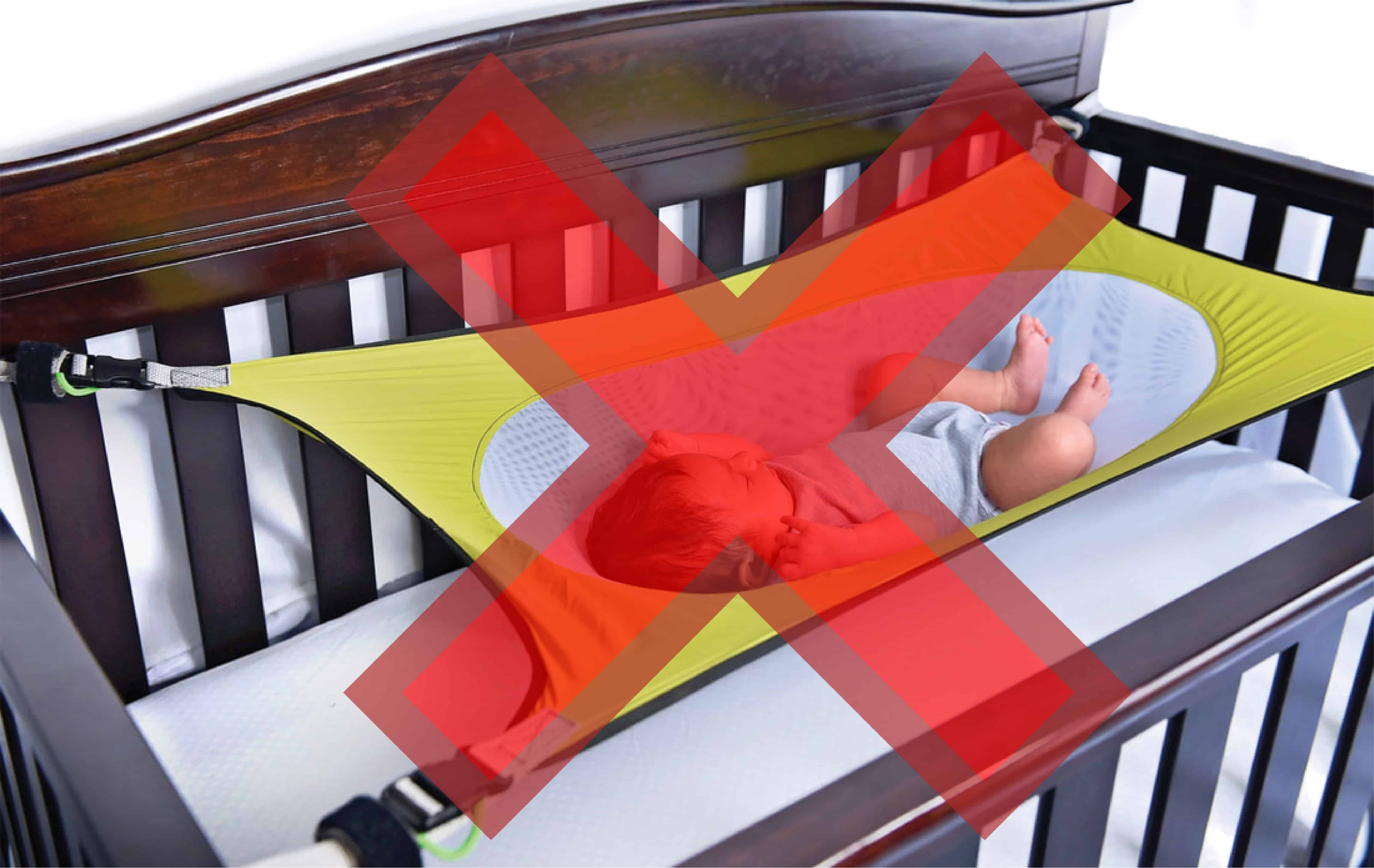 Crescent Womb Baby Crib Hammock Review- Not Recommended X-01