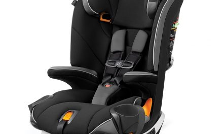 Booster Car Seat review: Chicco MyFit
