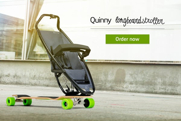 The Longboard Stroller: Will Quinny bring it to the US?