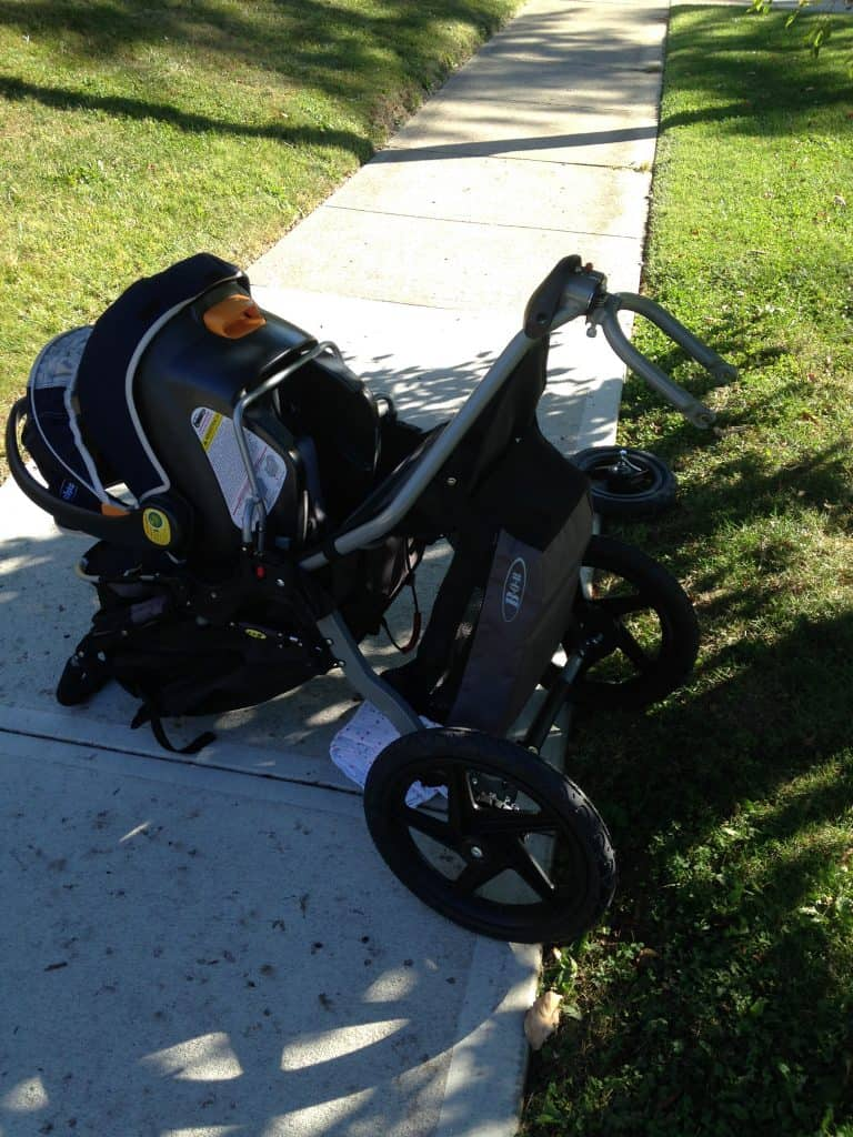 CPSC sues Britax to force recall of hazardous BOB jogging strollers