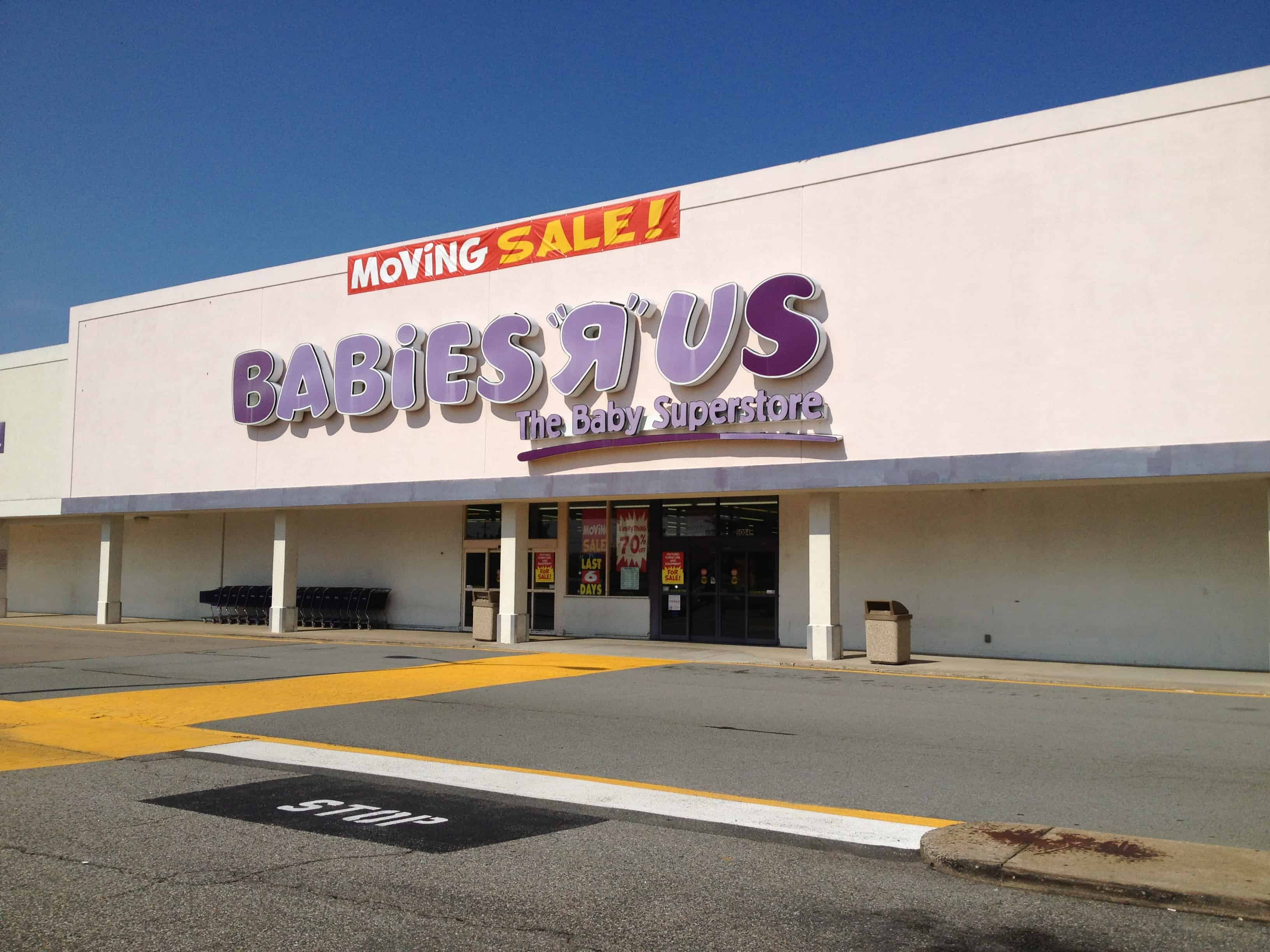 Babies R Us Is Dead Now What Baby Bargains