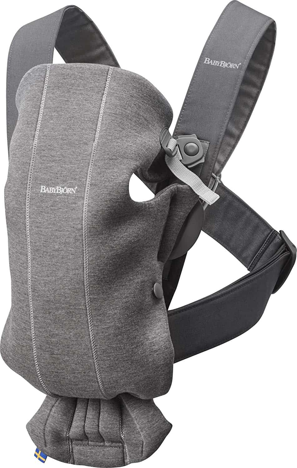 Front Carrier Review: Baby Bjorn Mini