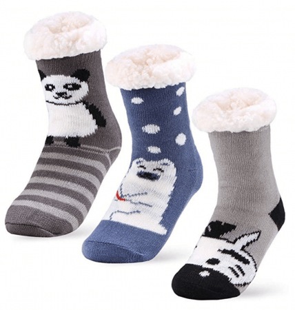 Slipper socks best toddler pajamas