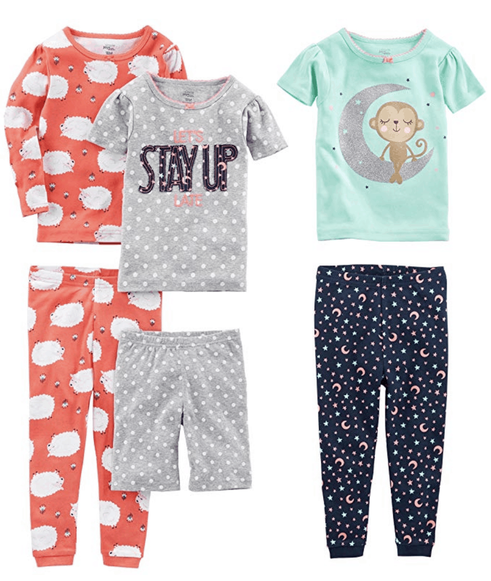 The Best Toddler Pajamas Budget Friendly