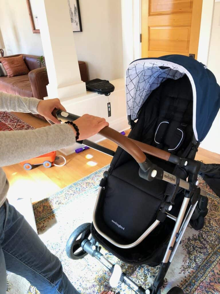 Stroller brand review Mockingbird overview