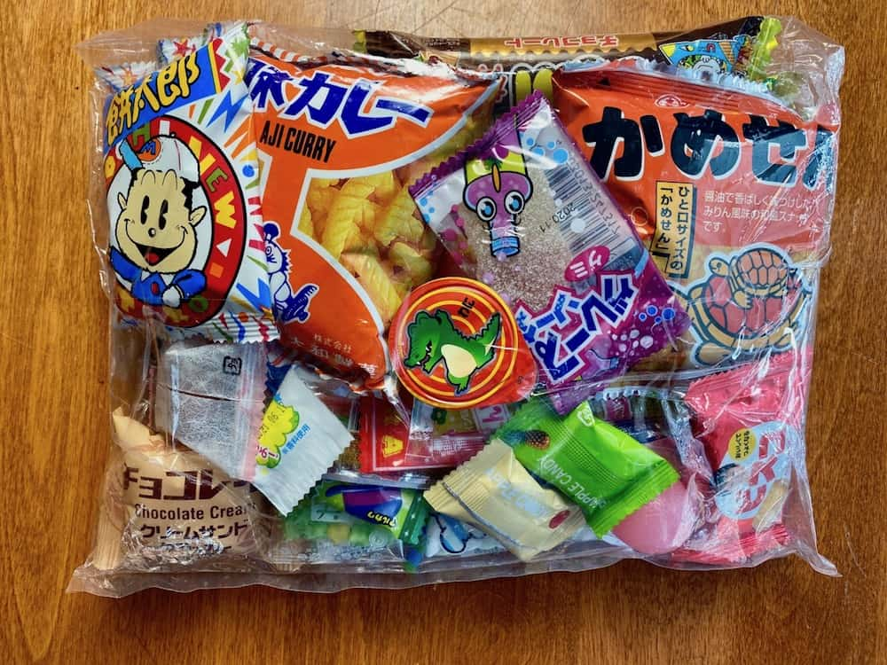 Best Japanese Snack Variety Pack
