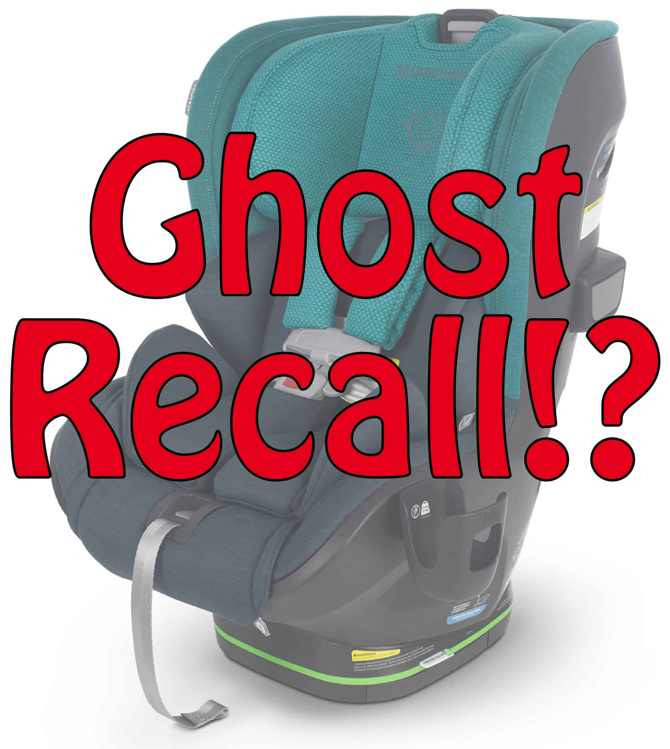 Ghost Recalls: UPPAbaby's Semi-Secret Knox Car Seat Recall Sparks Confusion, Concern