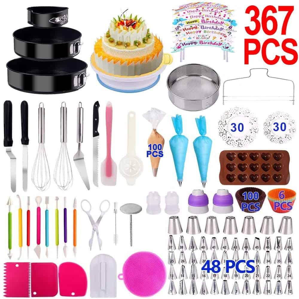 Best Cake Decorating Tools