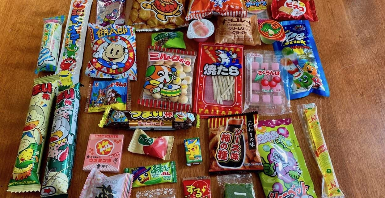 Best Japanese Candy